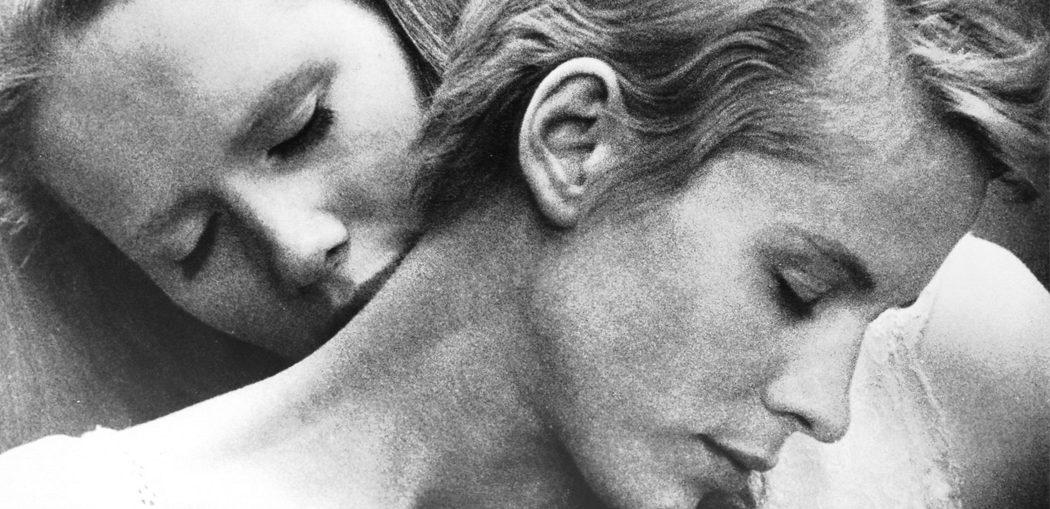 Frame preso dal film Persona di Ingmar Bergman