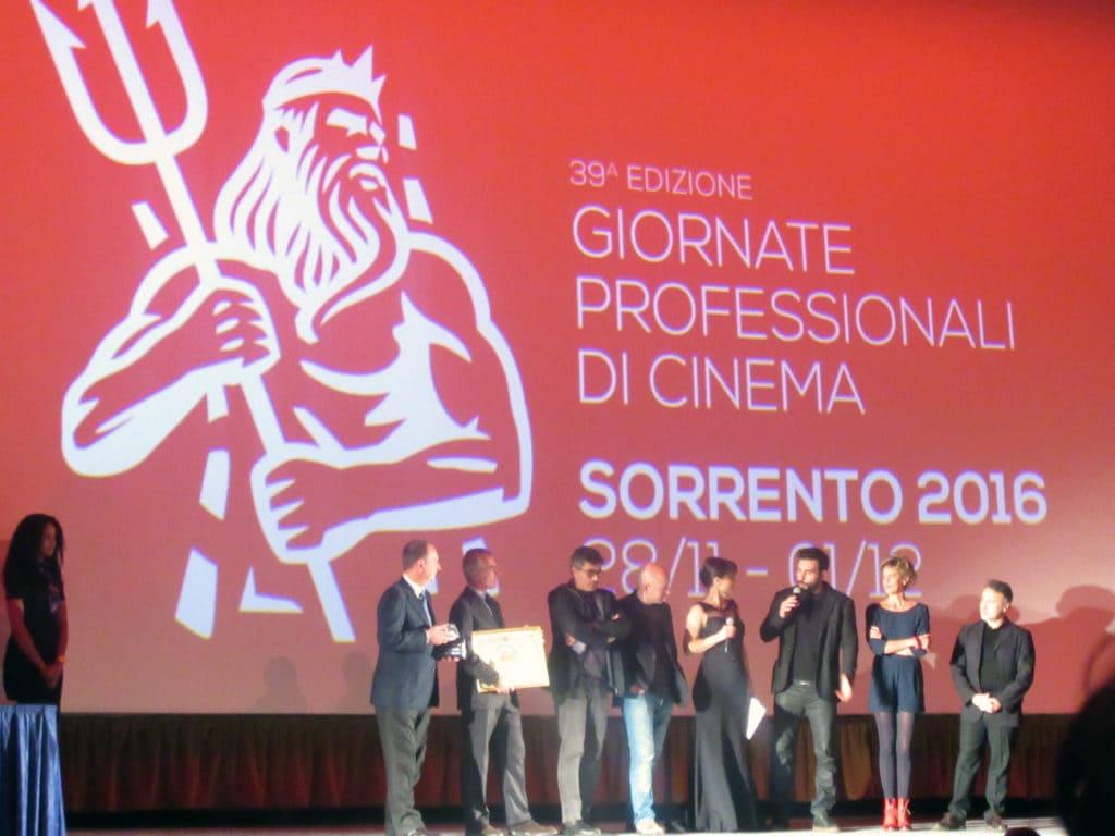 Edoardo Leo alle 39° Giornate Professionali di Cinema a Sorrento