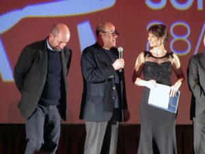 Antonio Albanese, Carlo Verdone e Paola Cortellesi alle 39° Giornate Professionali di Cinema a Sorrento