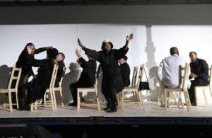 Wake della Birmingham Opera Company