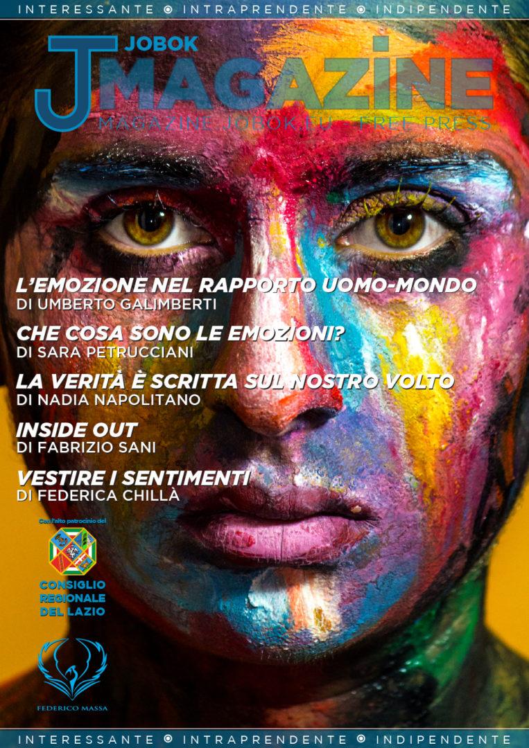 Copertina del 19°numero di JobOk Magazine, cliccabile per scaricare gratuitamente la rivista